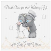 Me to You Wedding Thank You Cards Pk of 10